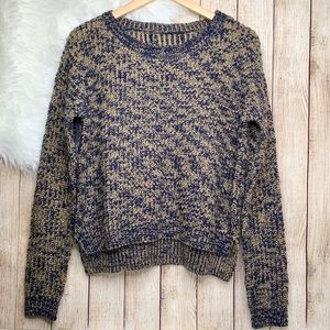 Forever 21 chunky knit sweater size large